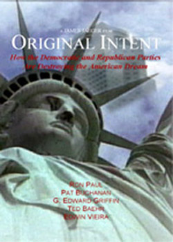 ORIGINAL INTENT DVD